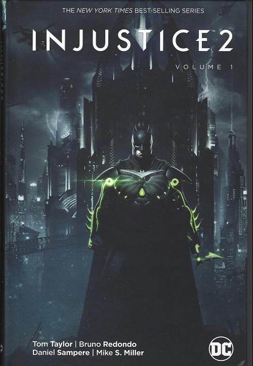 Couverture de Injustice 2 (2017) -INT01- Volume 1