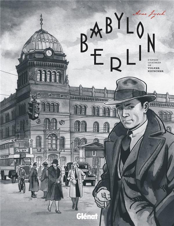 Couverture de Babylon Berlin