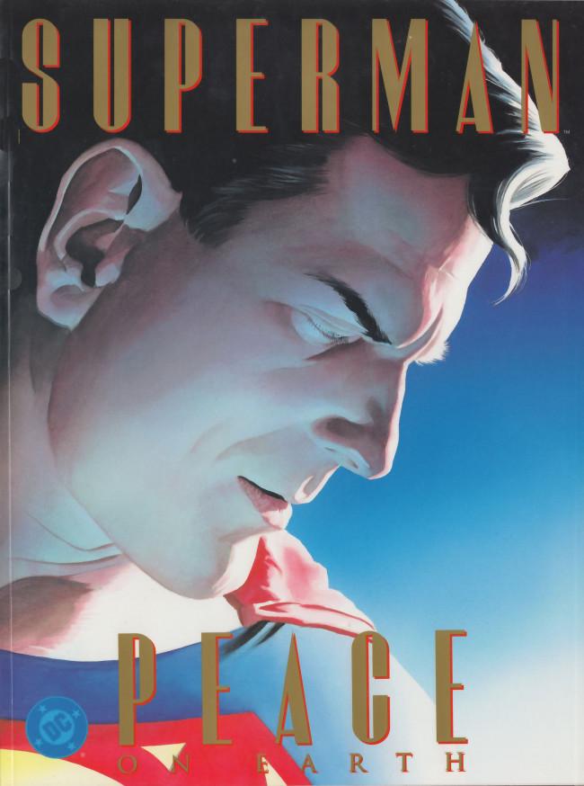 Couverture de Superman: Peace on Earth