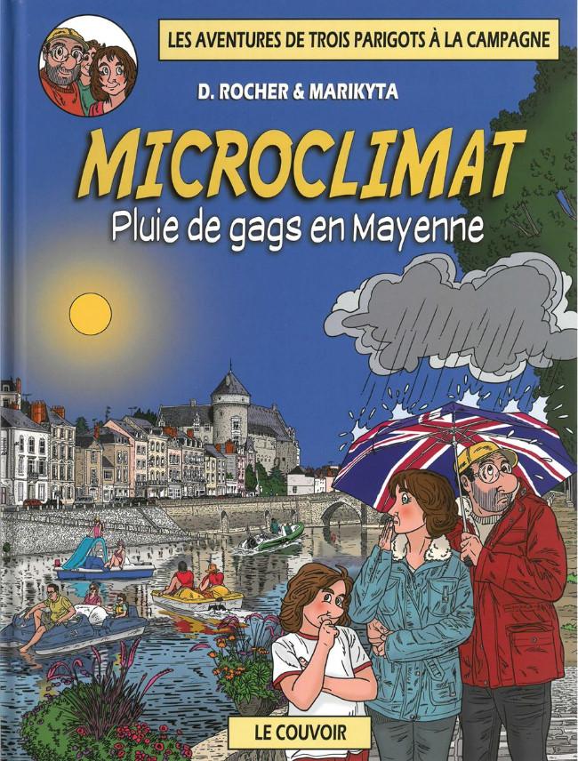 Couverture de Microclimat