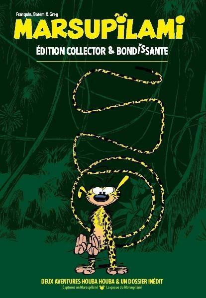 Couverture de Marsupilami -REC- Edition collector et bondissante