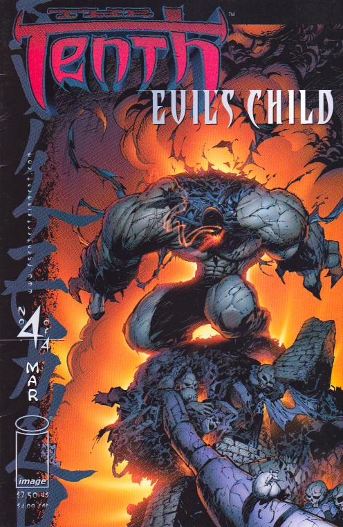Couverture de Tenth (The): Evil's Child (1999) -4- Issue 4 of 4