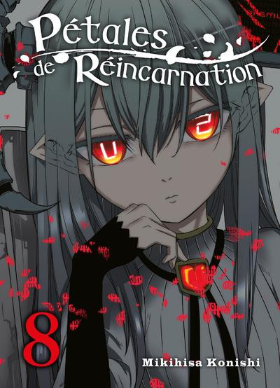 Couverture de Pétales de réincarnation -8- Tome 8