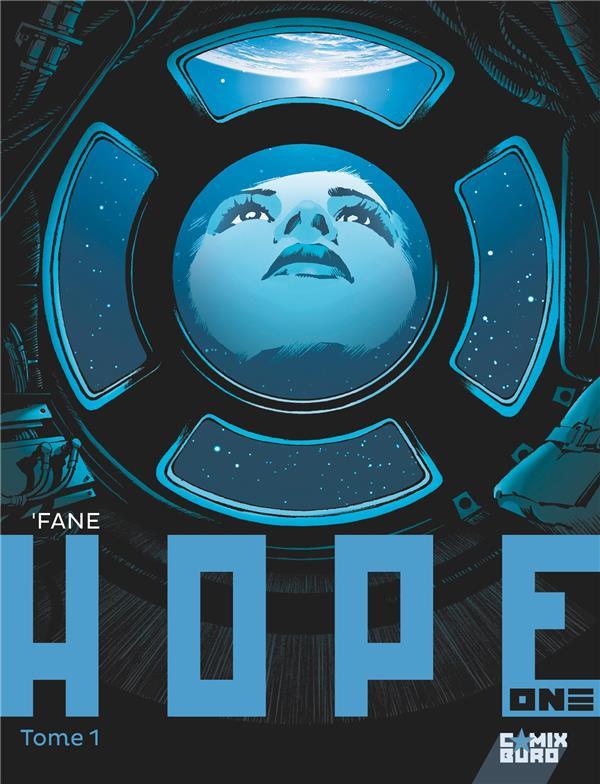 Couverture de Hope One -1- Tome 1
