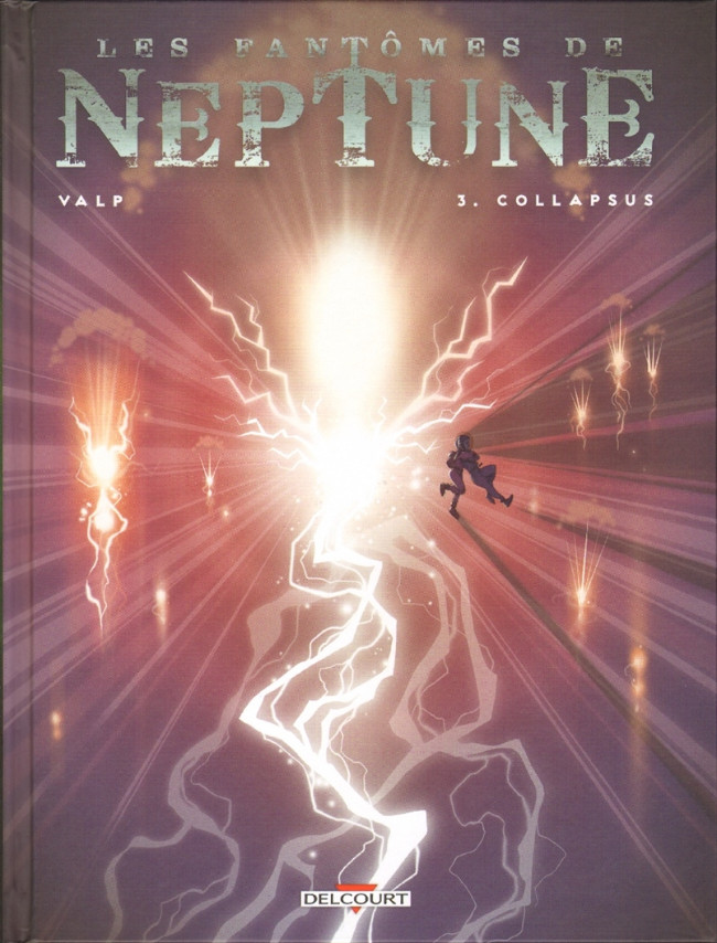 Couverture de Les fantômes de Neptune -3- Collapsus