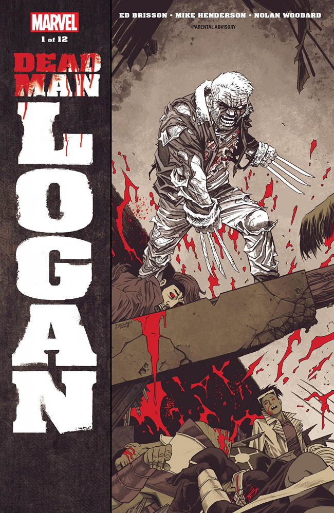 Couverture de Dead Man Logan -1- Sins of the Father: Part 1