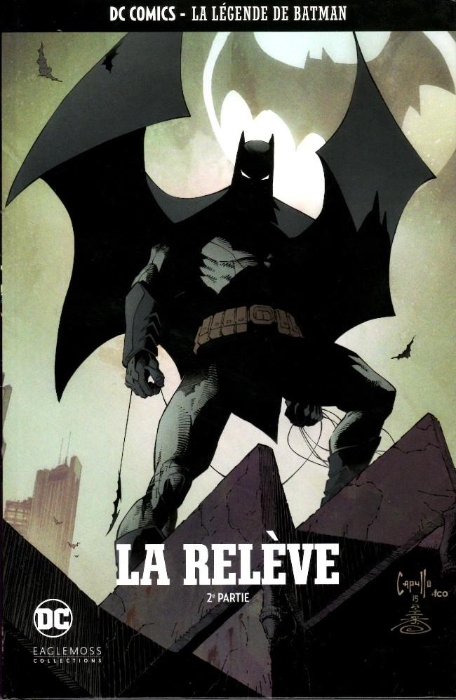 Couverture de DC Comics - La légende de Batman -3479- La Relève - 2e partie