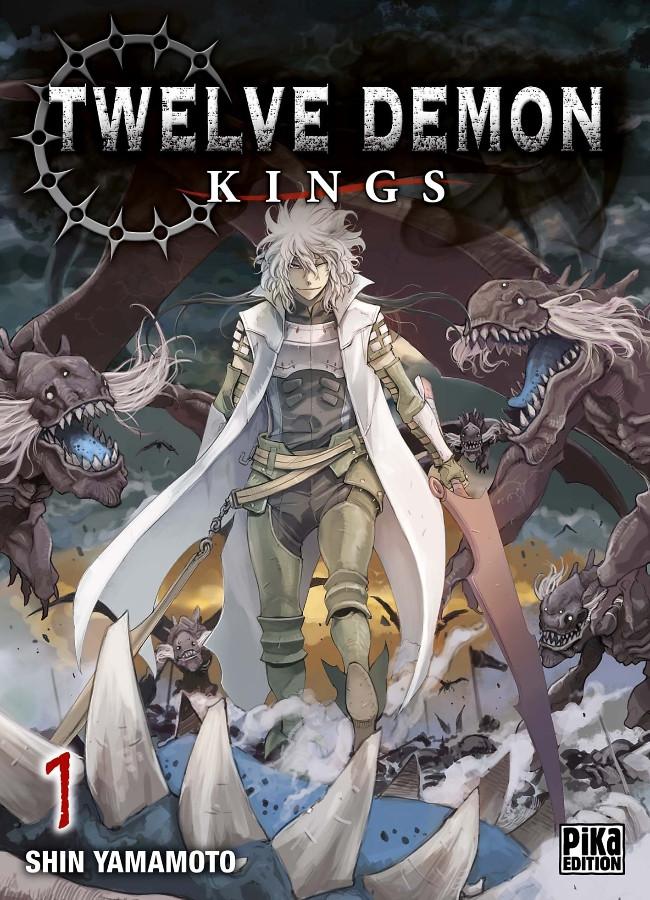 Couverture de Twelve Demon Kings -1- Tome 1