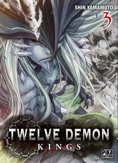 Couverture de Twelve Demon Kings -3- Tome 3