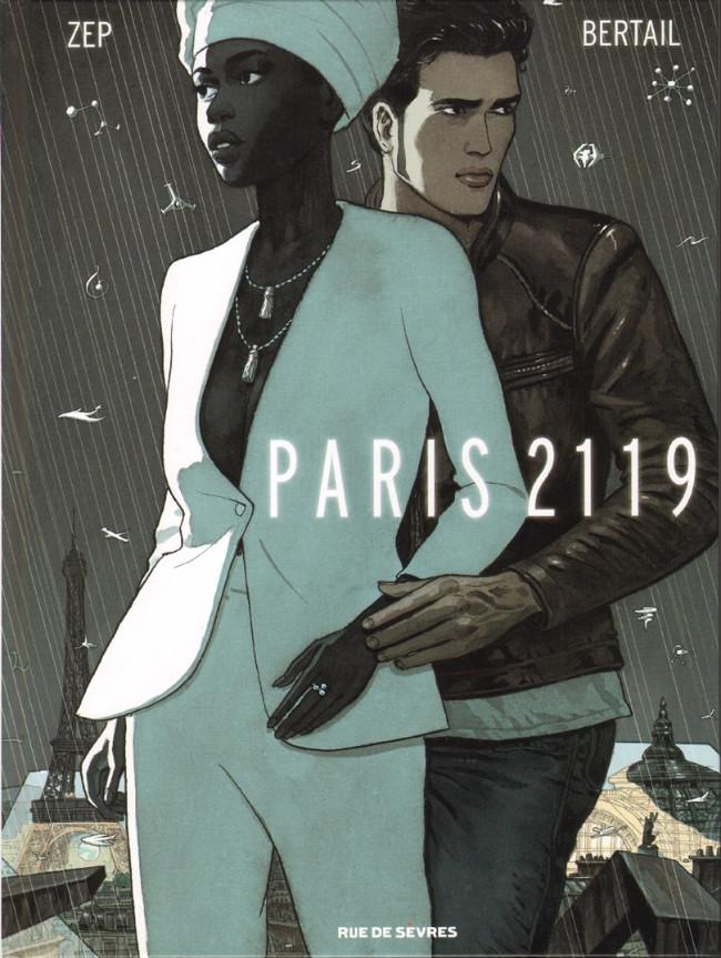 Couverture de Paris 2119