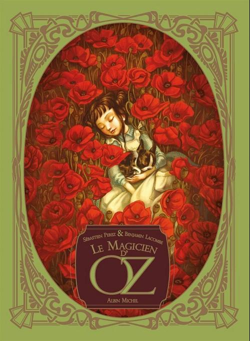 Couverture de (AUT) Lacombe, Benjamin - Le Magicien d'Oz