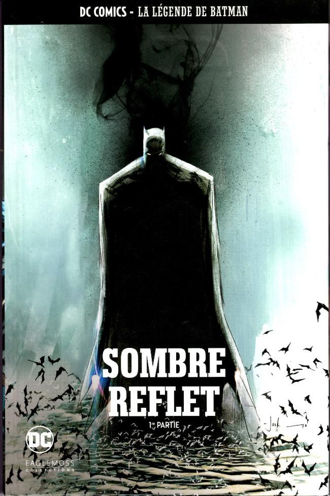 Couverture de DC Comics - La légende de Batman -3556- Sombre reflet - 1re partie
