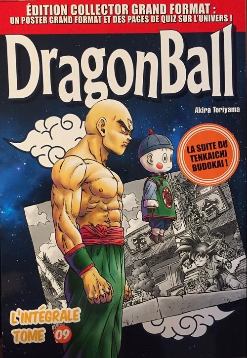Couverture de Dragon Ball - La Collection (Hachette) -9- Tome 09