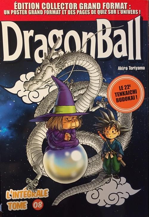 Couverture de Dragon Ball - La Collection (Hachette) -8- Tome 08
