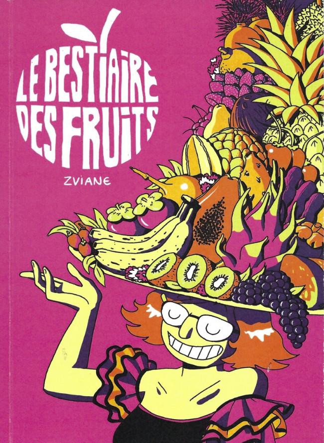 Couverture de Le bestiaire des fruits