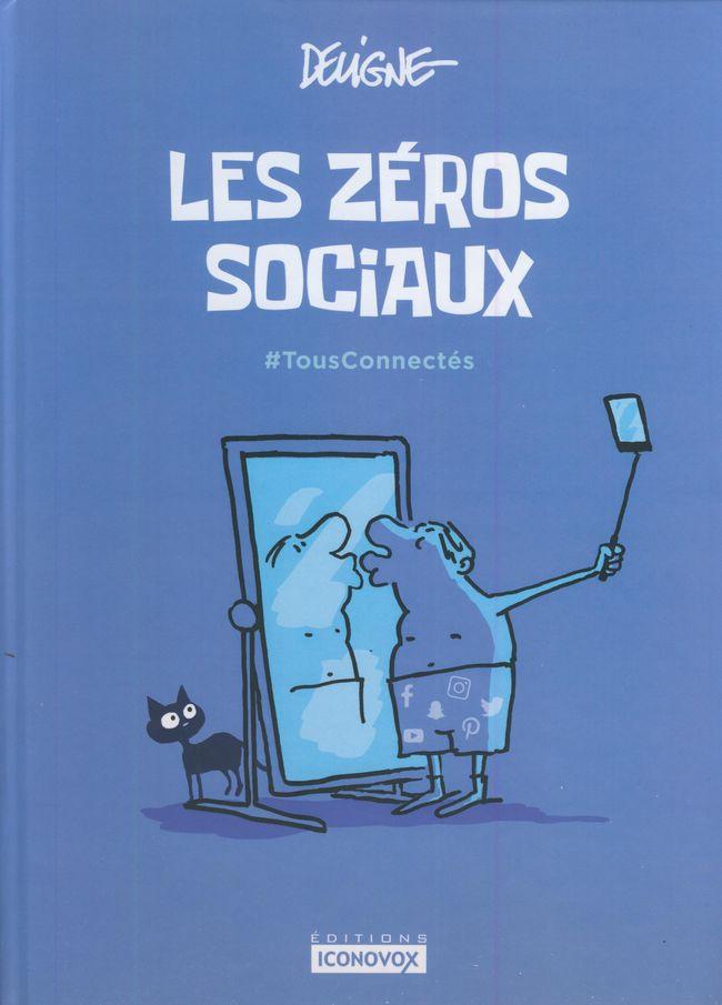 Couverture de Les zéros sociaux - Les Zéros sociaux