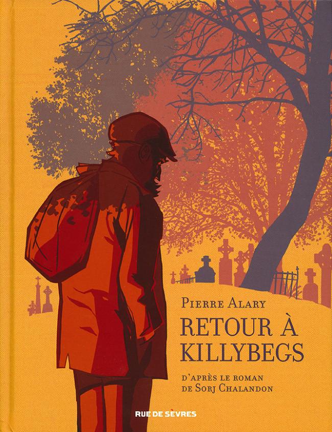 Couverture de Retour à Killybegs