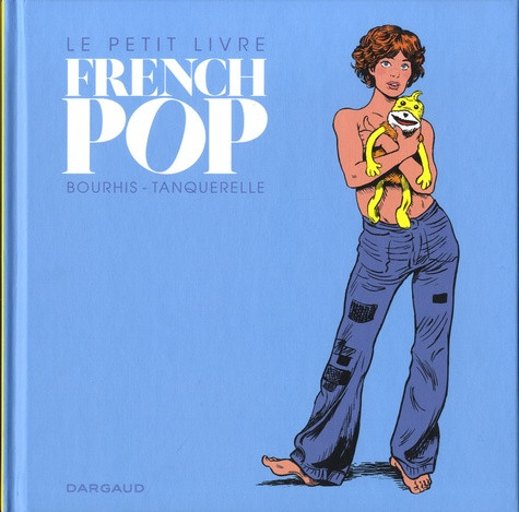 Couverture de Le petit livre french Pop