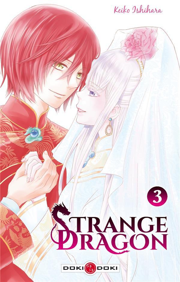 Couverture de Strange Dragon -3- Tome 3