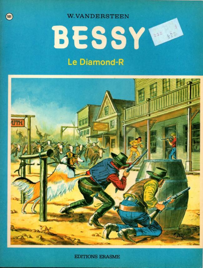 Couverture de Bessy -101- Le Diamond-R