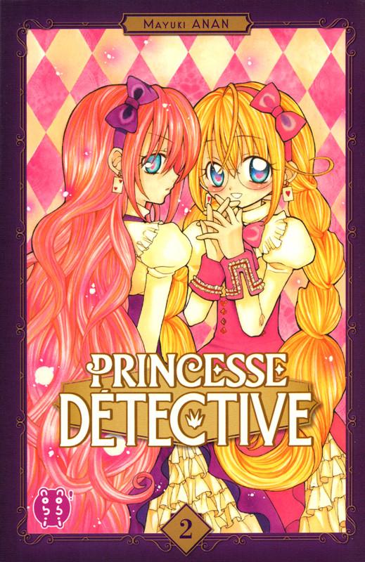 Couverture de Princesse détective -2- Tome 2
