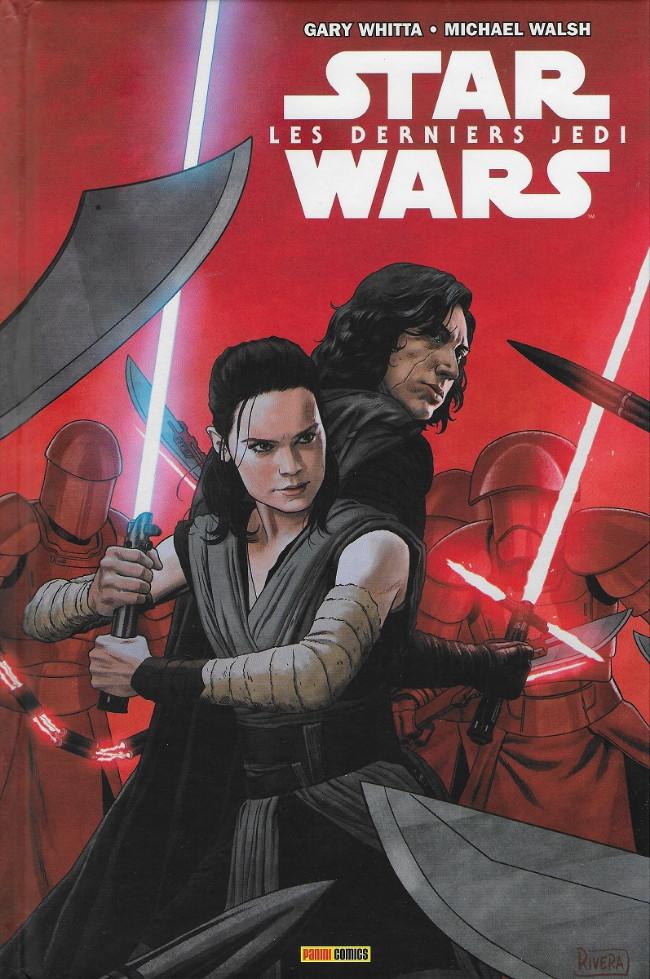 Couverture de Star Wars : Les derniers Jedi - Les derniers Jedi