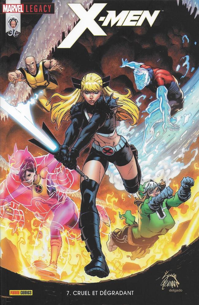 Couverture de Marvel Legacy - X-Men (Marvel France - 2018) -7- Cruel et dégradant