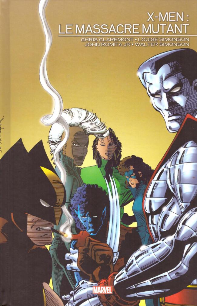 Couverture de X-Men : Le massacre mutant