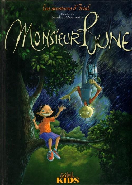 Couverture de Les aventures d'Irial -1- Monsieur Lune