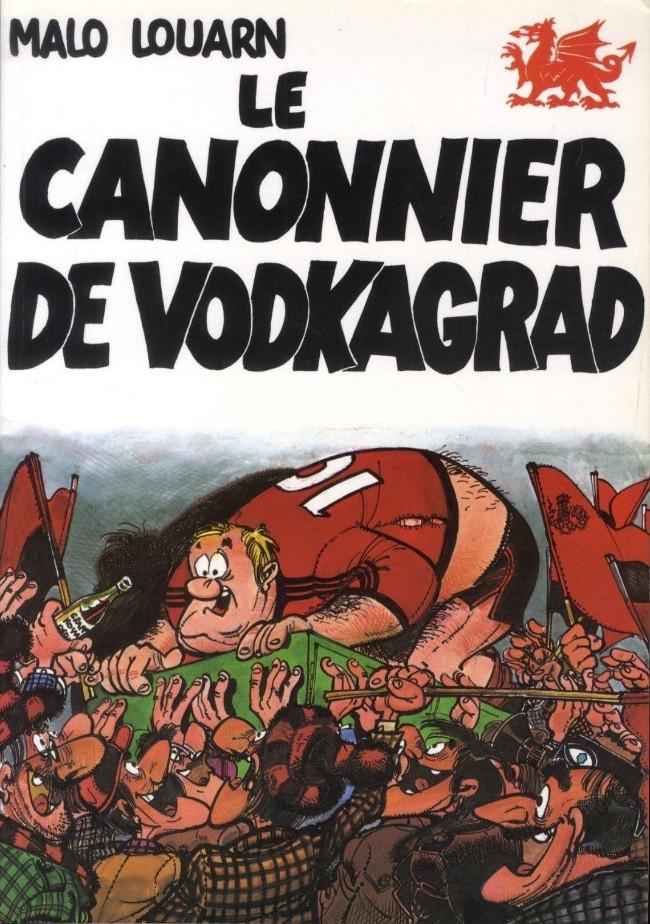 Couverture de La vedette -2- Le Canonnier de Vodkagrad