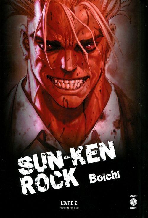 Couverture de Sun-Ken Rock - Édition Deluxe -2- Livre 2