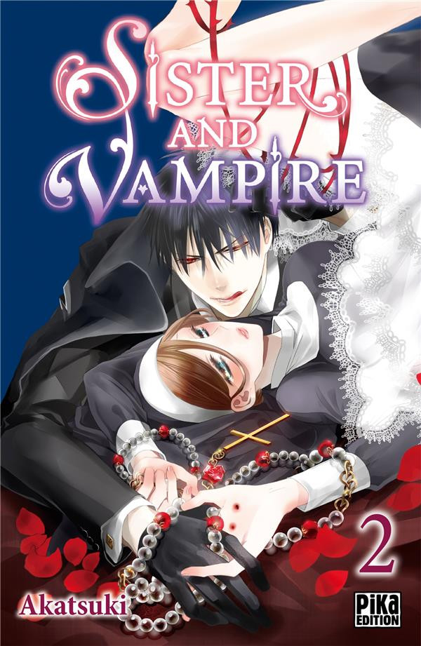 Couverture de Sister and Vampire -2- Tome 2