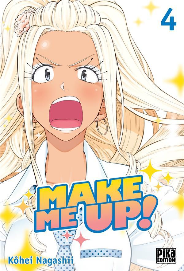 Couverture de Make me up ! -4- Tome 4