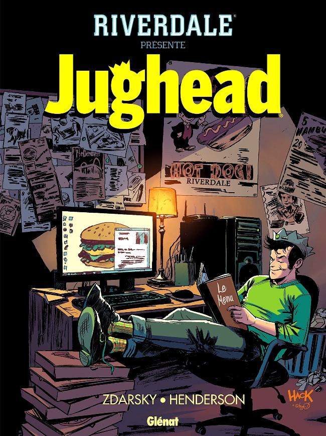 Couverture de Riverdale présente Jughead -1- Tome 1