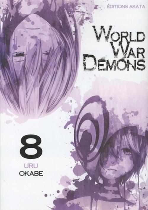 Couverture de World War Demons -8- Tome 8