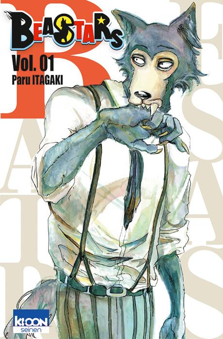 Couverture de Beastars -1- Vol. 01