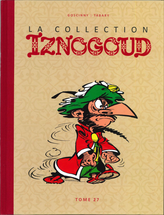 Couverture de Iznogoud - La Collection (Hachette) -27- Tome 27