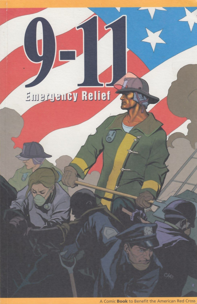 Couverture de 9-11 - 9-11 Emergency Relief