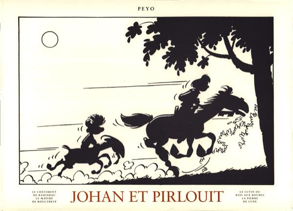 Couverture de Johan et Pirlouit (Intégrale Niffle) -1- Tome 1