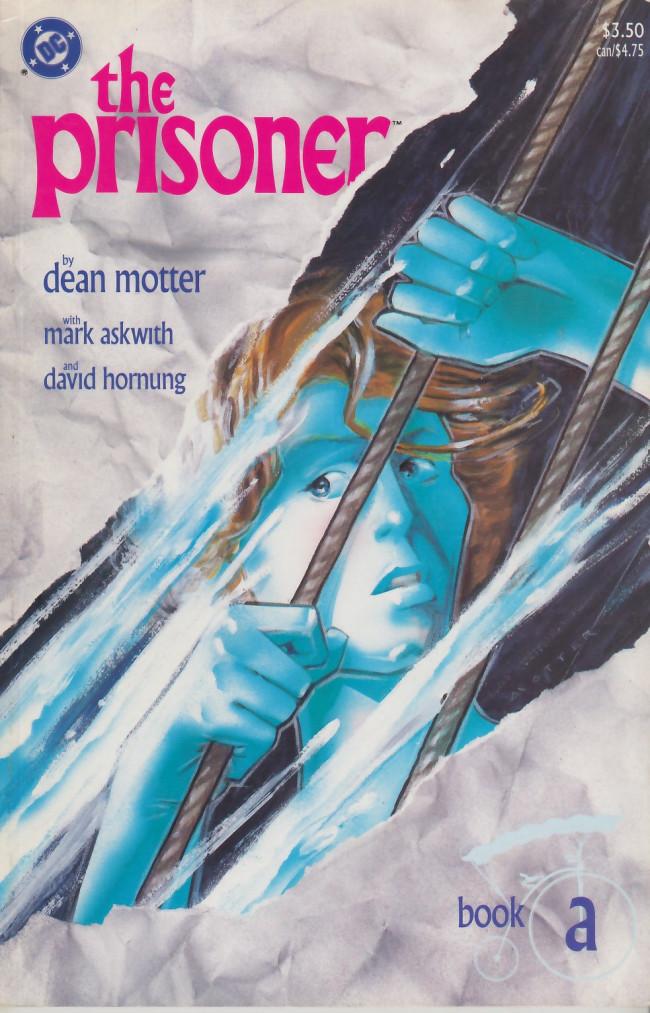 Couverture de Prisoner (The) (1988) -1- The Prisoner Book A
