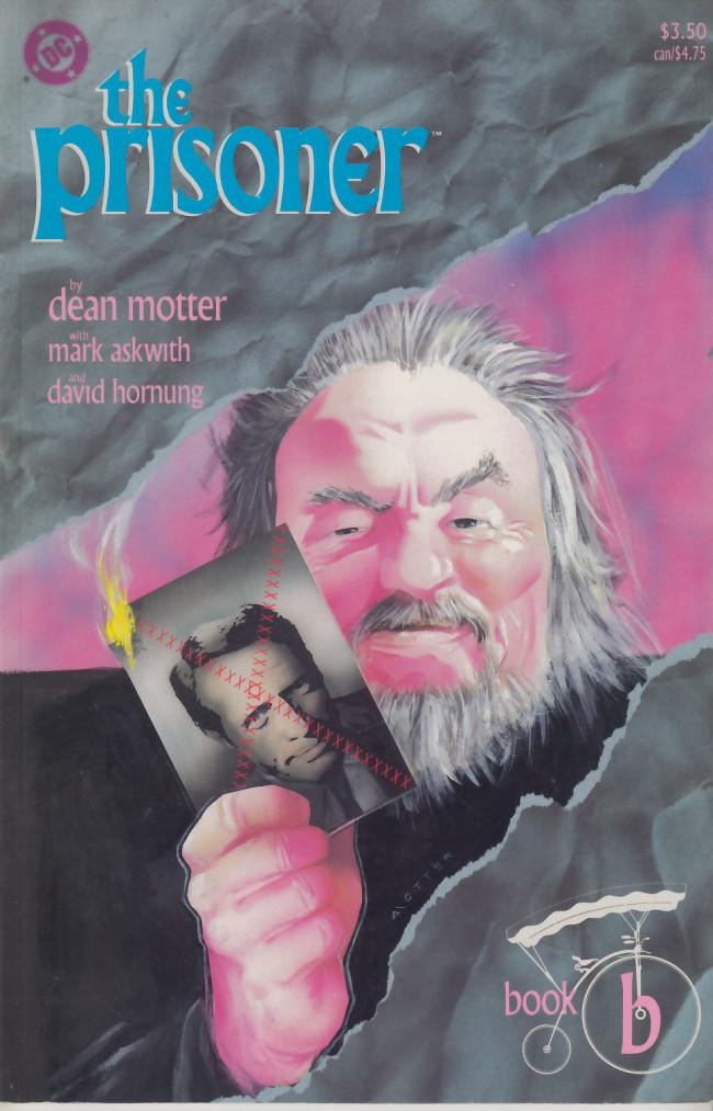 Couverture de Prisoner (The) (1988) -2- The Prisoner Book B
