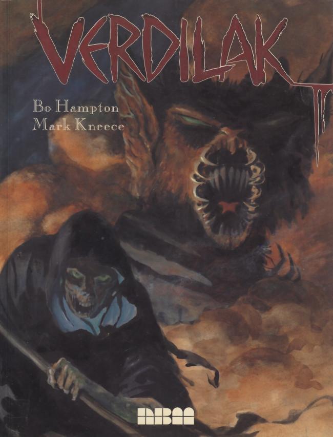 Couverture de Verdilak (1996) - Verdilak