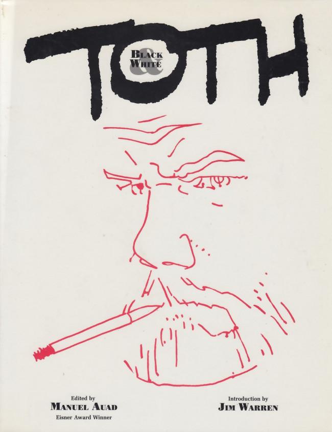 Couverture de (AUT) Toth (en anglais) - Toth: Black & White
