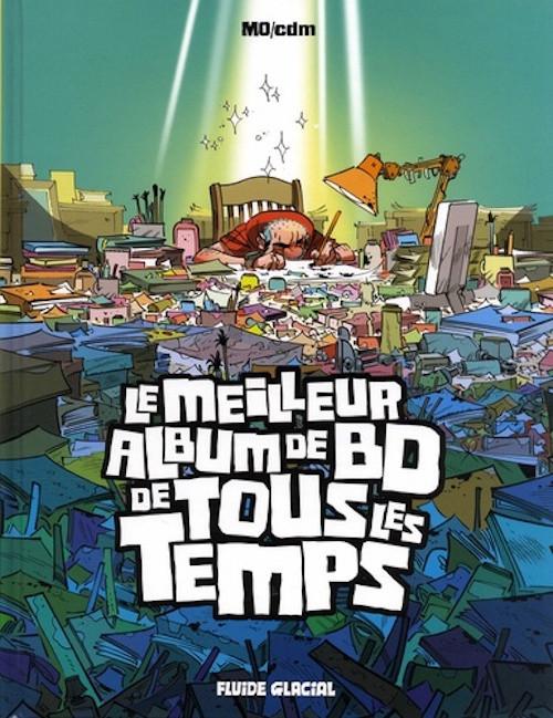 Couverture de Le meilleur album de bd de tous les temps