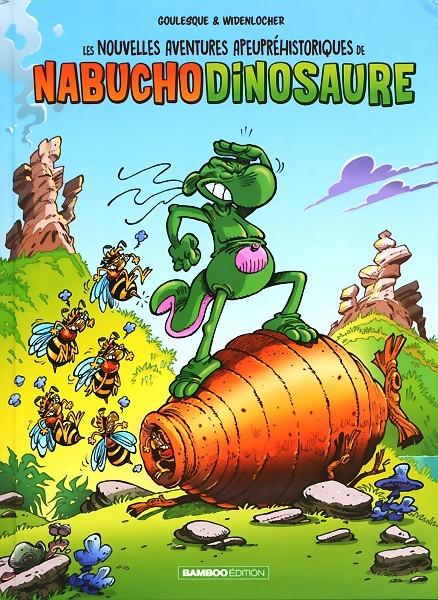 Couverture de Nabuchodinosaure (Les nouvelles aventures apeupréhistoriques de) -2- Tome 2