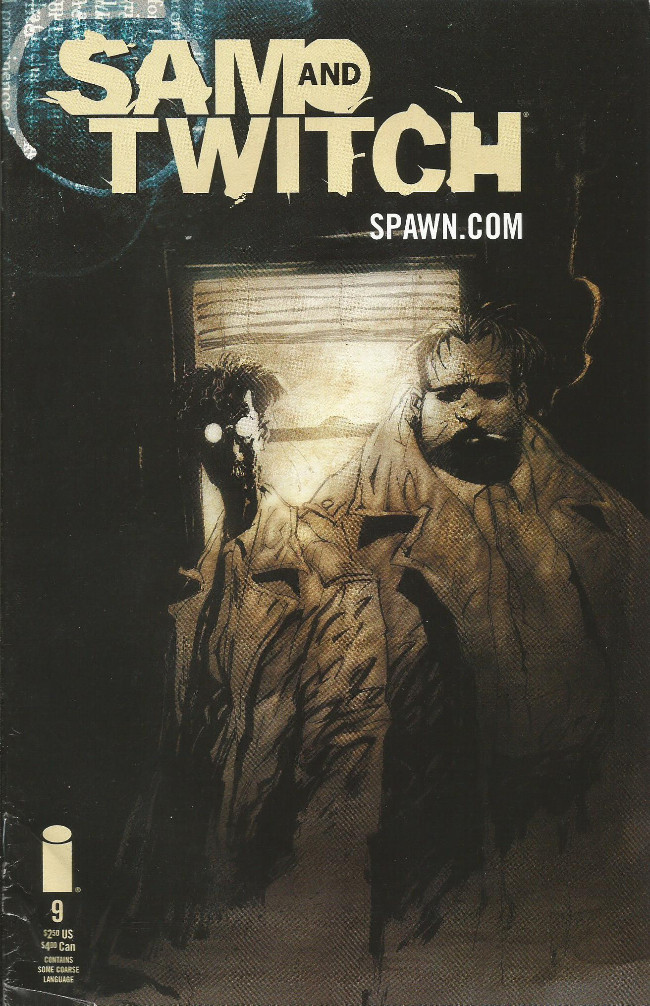 Couverture de Sam and Twitch (1999) -9- One really bad day