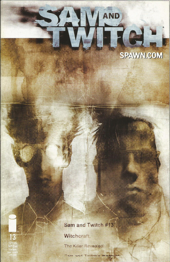Couverture de Sam and Twitch (1999) -13- Witchcraft part 4