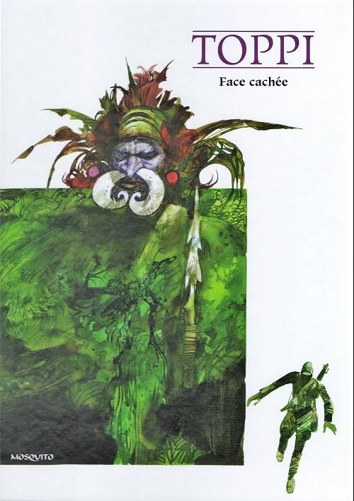 Couverture de Face cachée (Toppi) - Face cachée