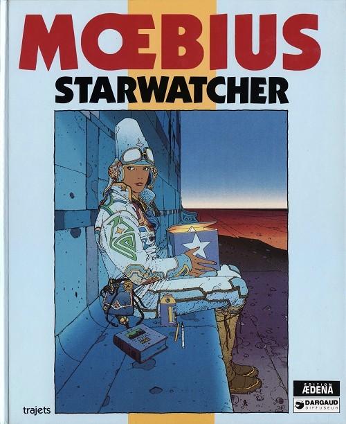 Moebius - Starwatcher Art Book