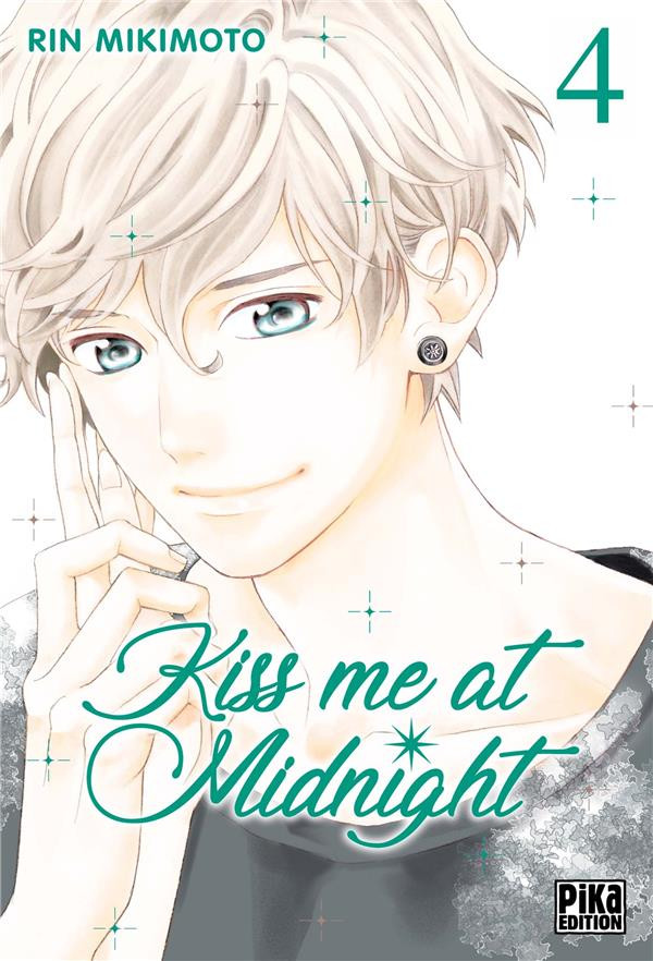 Couverture de Kiss me at Midnight -4- Tome 4